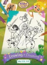 Disney Tangled The Series Drawing & Dreaming