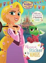 Disney Tangled the Series Mosaic Sticker by Numbers