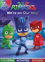 PJ Masks We're on Our Way!