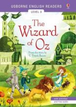 Usborne English Readers: The Wizard of Oz Level 3
