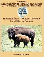 A Short History of Northeastern Colorado