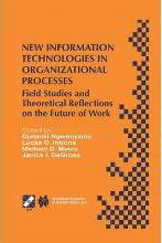 New Information Technologies in Organizational Processes
