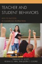 Teacher and Student Behaviors