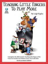 Teaching Little Fingers to Play More - Book/Audio