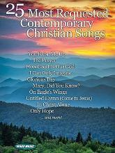 25 Most Requested Contemporary Christian Songs