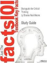 Studyguide for Critical Thinking by Moore, Brooke Noel, ISBN 9780078038280