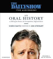 The Daily Show(the Audiobook)