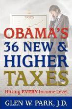 Obama's 36 New & Higher Taxes