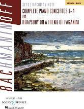 Complete Piano Concertos 1-4 & Rhapsody on a Theme of Paganini