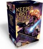 Keeper of the Lost Cities Collection Books 1-3