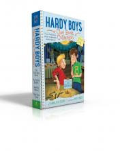 Hardy Boys Clue Book Collection Books 1-4