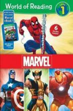 World of Reading Marvel Boxed Set, Level 1