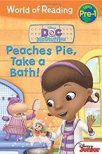 Doc McStuffins Peaches Pie, Take a Bath!