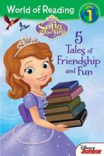 Sofia the First: Five Tales of Friendship and Fun
