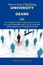 How to Land a Top-Paying University Deans Job