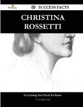 Christina Rossetti 80 Success Facts - Everything You Need to Know about Christina Rossetti