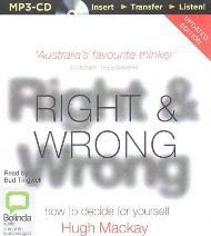 Right & Wrong