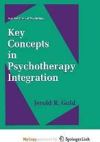 Key Concepts in Psychotherapy Integration