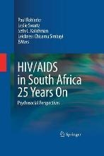 HIV/AIDS in South Africa 25 Years on