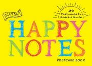 Instant Happy Notes Postcard Book