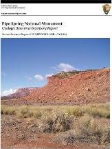 Pipe Spring National Monument Geologic Resources Inventory Report