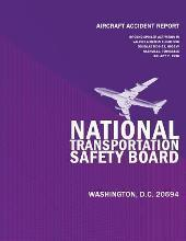 Aircraft Accident Report