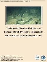 Variation in Planning Unit-Size and Patterns of Fish Diversity