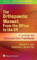 The Orthopaedic Manual