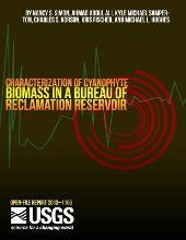 Characterization of Cyanophyte Biomass in a Bureau of Reclamation Reservoir