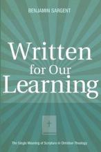Written for Our Learning