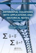 Differential Equations with Applications and Historical Notes