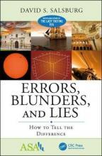 Errors, Blunders and Lies: