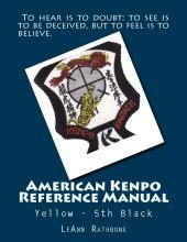 American Kenpo Reference Manual