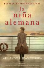 Lanina alemana (The German Girl Spanish edition): Novela