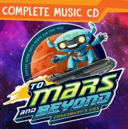Vacation Bible School 2019 to Mars and Beyond Complete Music Cd