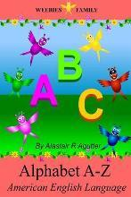 Weebies Family Alphabet a - Z American English