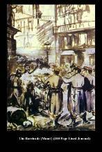 The Barricade (Manet) (100 Page Lined Journal)
