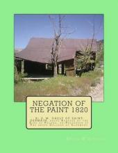 Negation of the Paint 1820