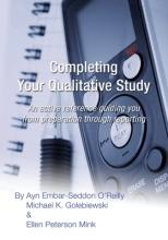 Completing Your Qualitative Study