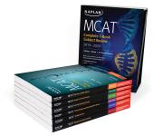 MCAT Complete 7-Book Subject Review 2019-2020