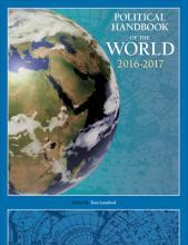Political Handbook of the World 2016-2017
