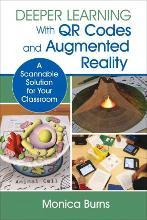 Deeper Learning With QR Codes and Augmented Reality