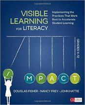 Visible Learning for Literacy, Grades K-12: Grades K-12