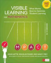 Visible Learning for Mathematics: Grades K-12