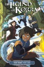 Legend of Korra, the: Turf Wars Part One: Part one