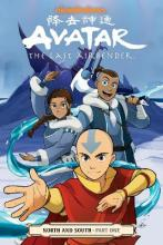 Avatar: The Last Airbender - North & South Part One: Part one