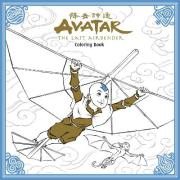 Avatar: The Last Airbender Colouring Book