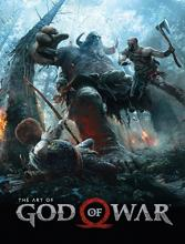 The Art Of God Of War