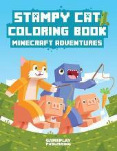 Stampy Cat Coloring Book