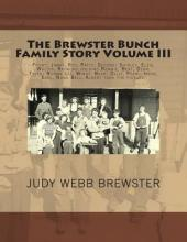 The Brewster Bunch Family Story